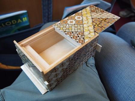 Japanese puzzle box | © Emil Erlandsson/Flickr