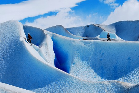 Glacier climbing at Glacier Grey, Chile | © Davidlohr Bueso/Flickr