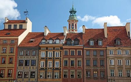 Old Town, Warsaw | © Chris Brown / Flickr