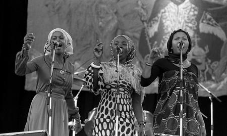 Bob Marley's I-Three, Rita Marley, Judy Mowatt and Marcia Griffiths | ©  Monosnaps/Flickr