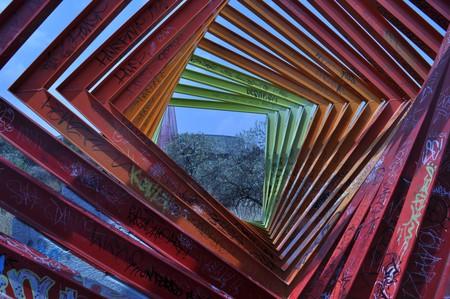 UNAM's Espacio Escultórico | © echelonbaxter@ymail.com/Flickr