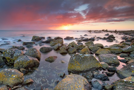 Sunset in Portstewart | © Umberto Nicoletti/ Flickr