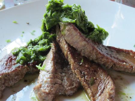 Steak Chimichurri   © yosoynuts/Flickr