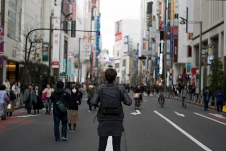 Alone in Tokyo | © Tycho Atsma/Unsplash