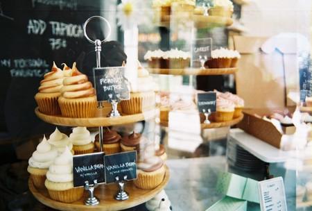 Bakery Window via femme run