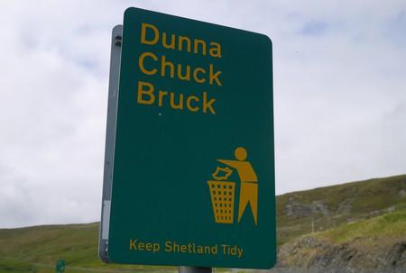 Shetland dialect | © Shirokazan/Flickr