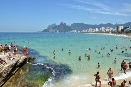 Arpoador and Ipanema beach |© Alexandre Macieira|Riotur/Flickr