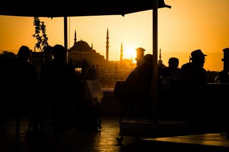 Istanbul Sunset  | © Didier Baertschiger/Flickr