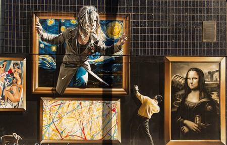 Glasgow Street Art | © Patricia dos Santos Paton/Flickr
