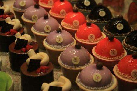 A selection of gourmet chocolates