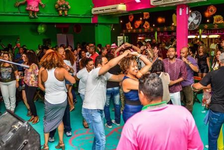 Dancing at Bar Mangueira | © Mangueira Bar