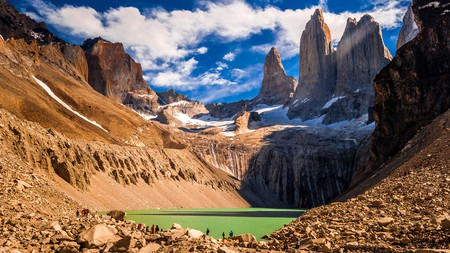 Torres del Paine National Park | © Turismo Chile