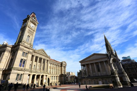 Treat your little ones to a day out in Birmingham