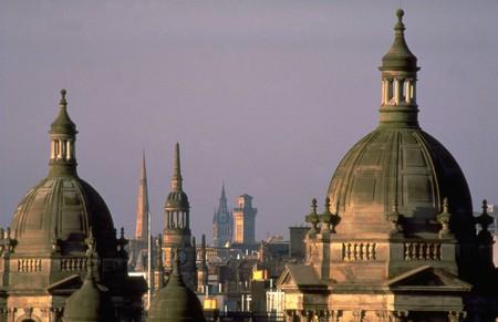 Glasgow City Spires   Courtesy Of Glasgow Life