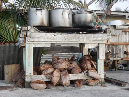 Coconut fuel |© Michael Coghlan/ Flickr