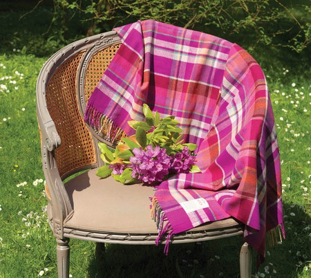 Avoca blanket | Courtesy of Daisy Park / PR Shots