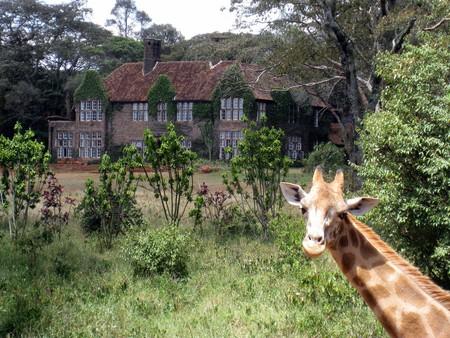 Giraffe Manor | © Visiting Kenya / Flickr