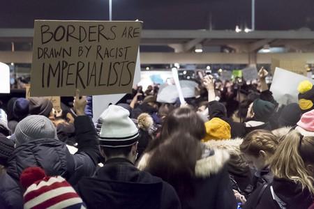 JFK Protestor © LuminaryTraveller