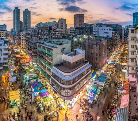 Hong Kong © Steven Wei/Unsplash