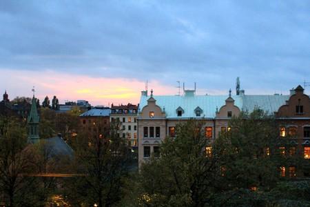 Stockholm's Södermalm at dawn | ©Jonathan Pio/Flickr