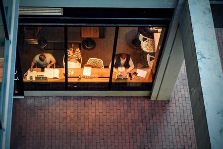Quiet Co-Work Space via Tim Gouw