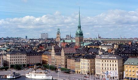 Old Town, Stockholm   ©Roger W/flickr