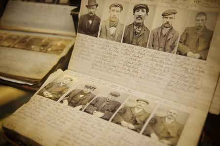 Peaky Blinders gang members | © West Midlands Police/Flickr