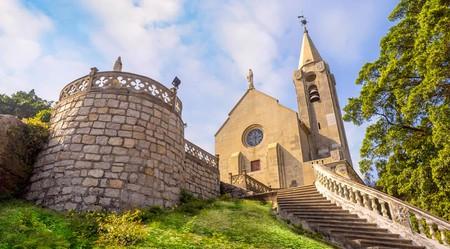 Penha Church Macau - courtesy of MGTO (Macao Government Tourist Office)