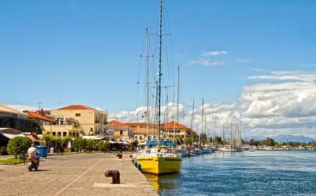 Port of Preveza, Epirus