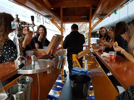 Wee Toast Tours | Courtesy of Wee Toast Tours