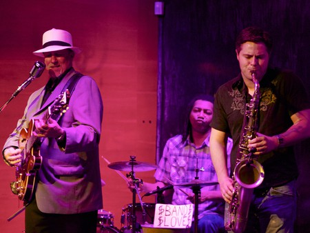 Stacy Mitchhart Band at Sambuca | © Austin Kirk / Flickr