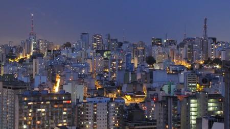 Panorama of Sao Paulo City © Julio Boaro/Flickr/CC