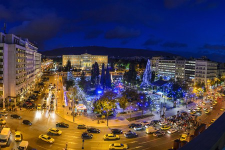 Syntagma Square | © Kotsovolos Panagiotis/Shutterstock
