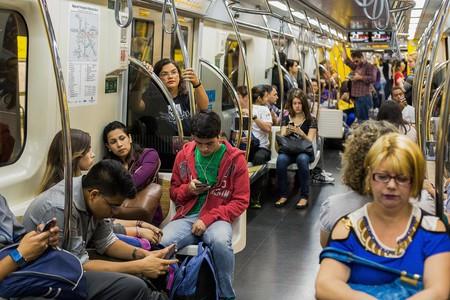 SP metro train | © Diogo Moreira/Flickr