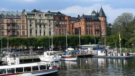 Östermalm, Stockholm | ©Michell Zappa/Flickr