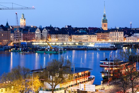 Stockholm | ©Eugenijus Radlinskas/Flickr