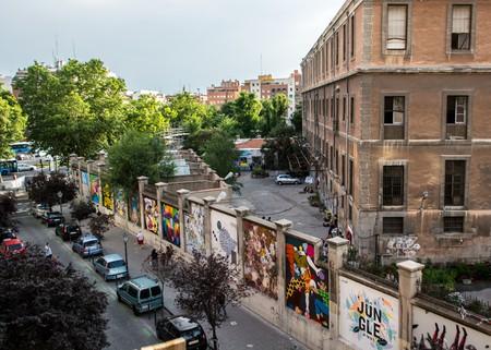 Street art in Madrid | © Guillermo de la Madrid / Madrid Street Art Project