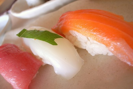 Sashimi Sushi |© Yoppy/Flickr