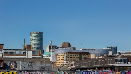 The Rotunda standing proud | © Steve Higgins/Flickr