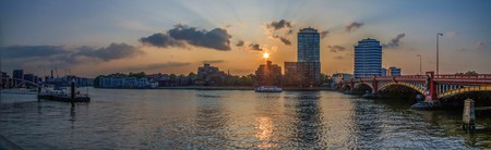 Vauxhall Bridge on the Thames | Pixabay