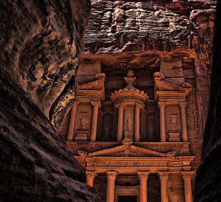 Petra, Al-Khazneh © Faraheed