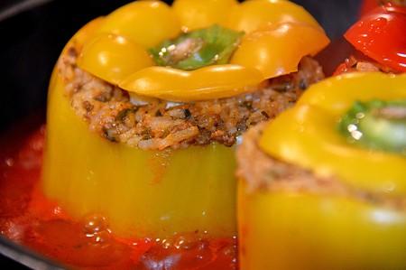 Stuffed peppers | © superscheeli / Flickr