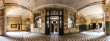 Berlin's abandoned buildings are a delight for any urban explorer|© Daniel Krieg/Flickr