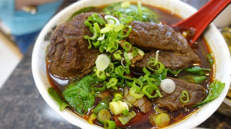 Beef Noodle Soup | ©Ron Dollete/Flickr