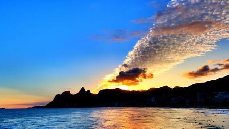 Rio has the bluest sky in the world |© Amina Tagemouati/Flickr