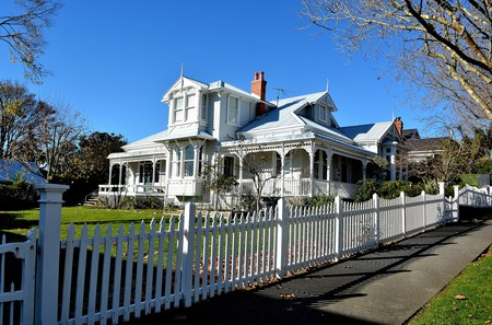 Old House - Herne Bay, Auckland | © GPS 56/Flickr