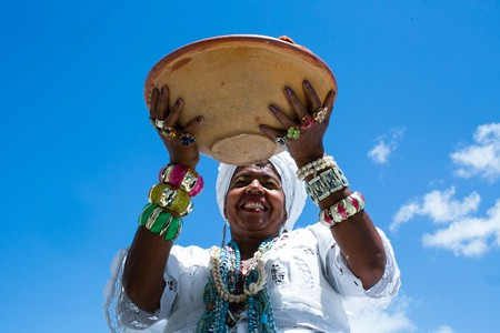 Baiana de Acarajé / ©Ministerio da Cultura/Flickr