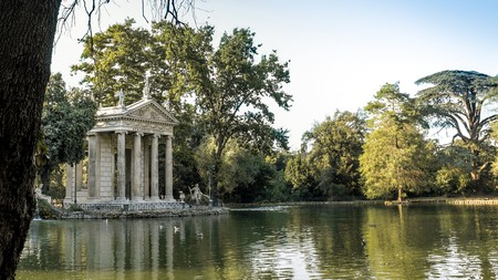 Lake at Villa Borghese | © carlosreusser/Flickr