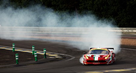 24 Hours of Le Mans 2011 - Race - Ferrari 458 Italia #51 │© Alessandro Prada / Flickr