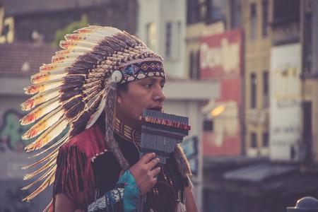 South American Musician  © Ali Sabbagh / Flickr